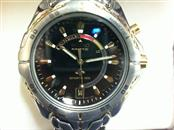 SEIKO Gent's Wristwatch 5M42-OBO9 KINETIC INDICATOR TWO TONE